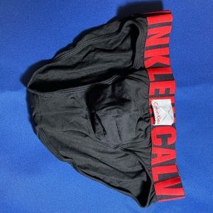 Used Calvin Klein underwear